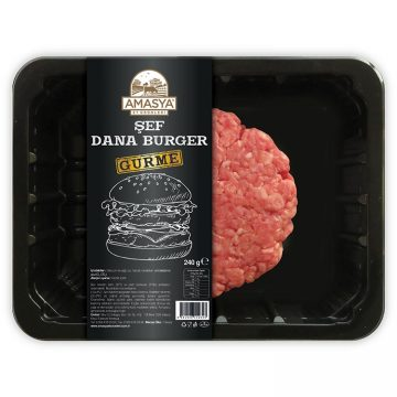 Şef Gurme Dana Burger
