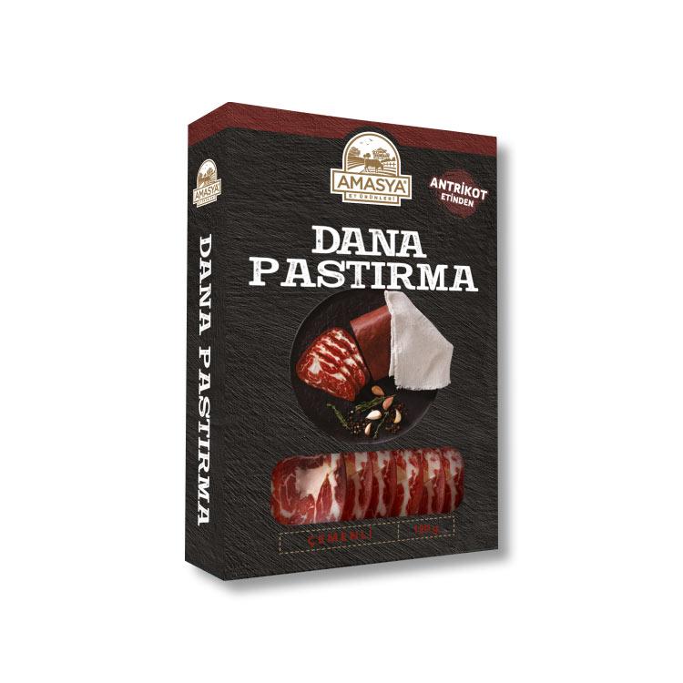 Dana Antrikot Pastırma